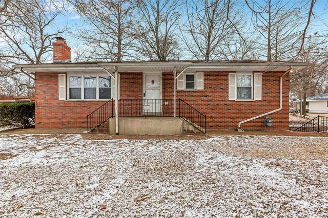 115 Harrison Street, Florissant, MO 63031 (#21009057) :: The Becky O'Neill Power Home Selling Team
