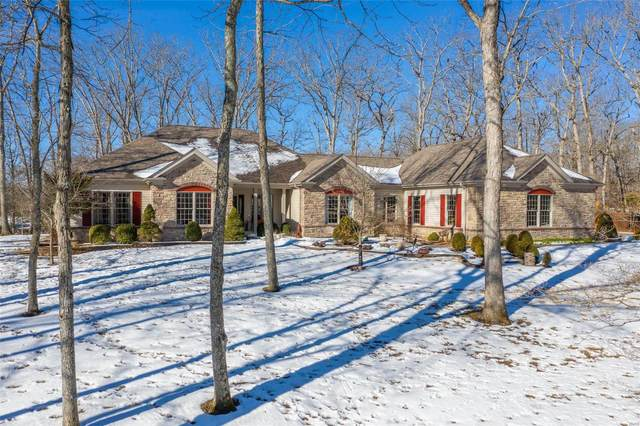 541 Lorraine Lake Drive, Innsbrook, MO 63390 (#21009071) :: Matt Smith Real Estate Group