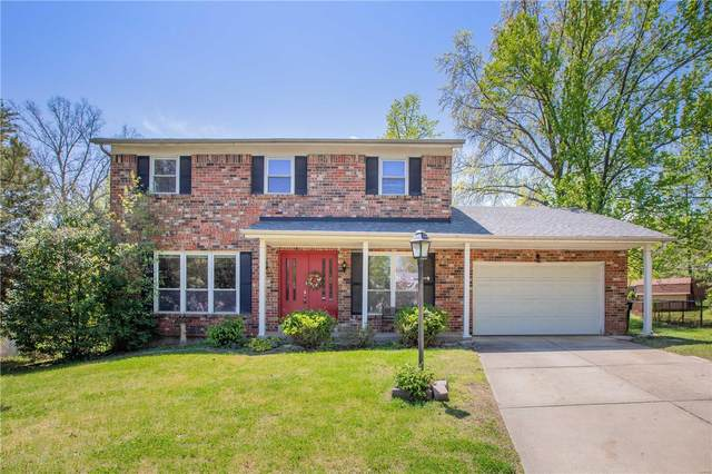 4740 Langwood Court, St Louis, MO 63129 (#21009171) :: Parson Realty Group