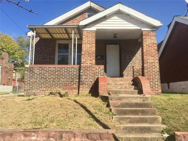4969 Theodore Avenue, St Louis, MO 63115 (#21009192) :: Parson Realty Group