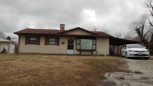 135 Saint Dorothy Drive, Cahokia, IL 62206 (#21009242) :: Hartmann Realtors Inc.