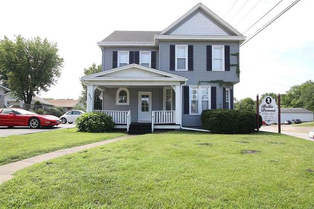 537 Pearl Street, Godfrey, IL 62035 (#21009273) :: Tarrant & Harman Real Estate and Auction Co.