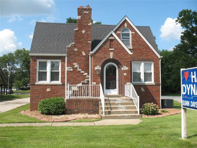 10515 Lincoln Trail, Fairview Heights, IL 62208 (#21009285) :: Palmer House Realty LLC