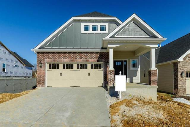 17053 Fire Glow Drive, Wildwood, MO 63011 (#21009313) :: Matt Smith Real Estate Group