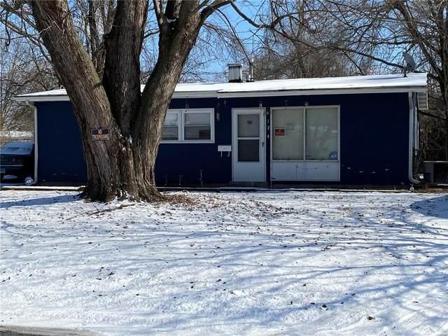 134 Saint James Lane, Cahokia, IL 62206 (#21009332) :: Parson Realty Group