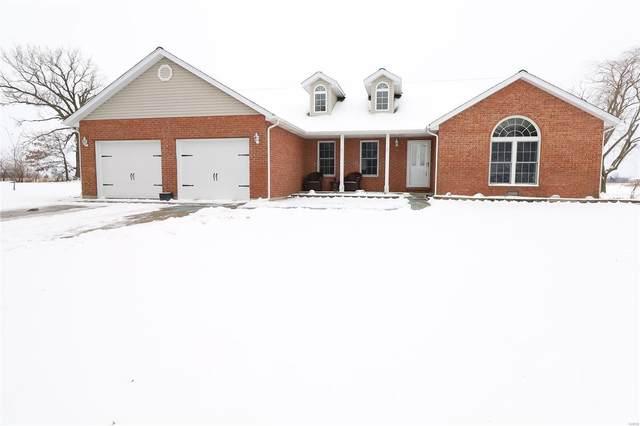 5186 Live Oak Drive, Smithton, IL 62285 (#21009336) :: Matt Smith Real Estate Group