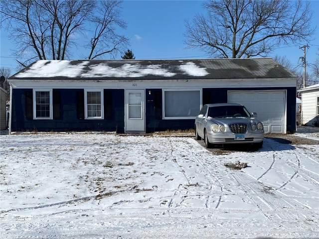 521 Saint Barbara Lane, Cahokia, IL 62206 (MLS #21009340) :: Century 21 Prestige