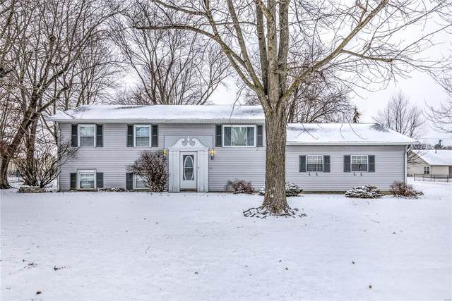 825 W Brookline Street, BUNKER HILL, IL 62014 (#21009402) :: Tarrant & Harman Real Estate and Auction Co.