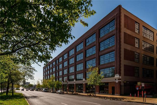 4100 Forest Park Avenue #413, St Louis, MO 63108 (#21009432) :: Jeremy Schneider Real Estate