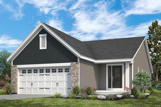 1 Ashland 3 Bed @ Charlestowne, Saint Charles, MO 63301 (#21009534) :: Matt Smith Real Estate Group