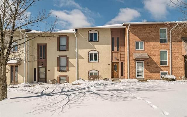 174 Carmel Woods, Ellisville, MO 63021 (#21009549) :: Matt Smith Real Estate Group