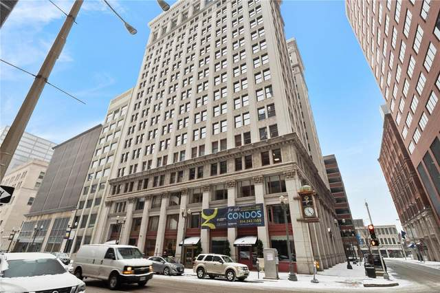 314 N Broadway #1001, St Louis, MO 63102 (#21009566) :: Tarrant & Harman Real Estate and Auction Co.