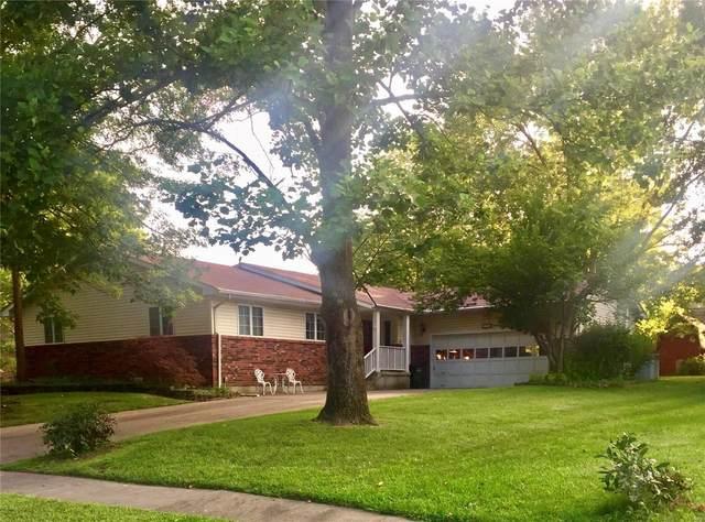 116 S Violet Lane, CARBONDALE, IL 62901 (#21009567) :: Parson Realty Group