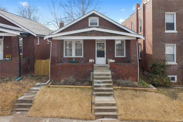 St Louis, MO 63116 :: Reconnect Real Estate