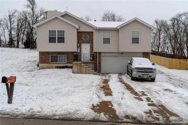 819 Riverview, Pevely, MO 63070 (#21009613) :: Clarity Street Realty