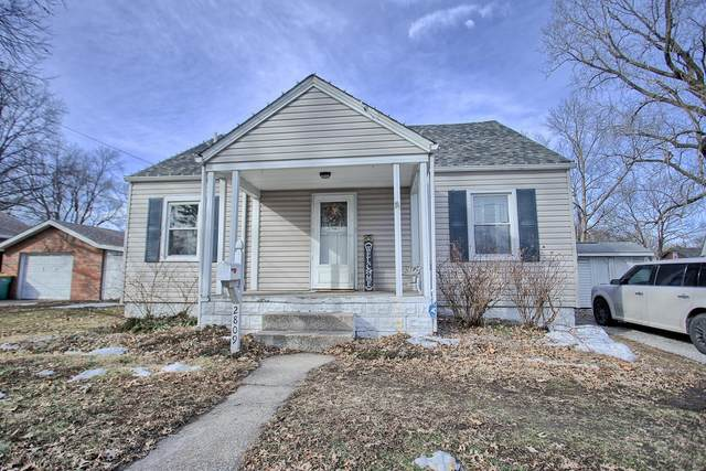 2809 E 24th Street, Granite City, IL 62040 (#21009630) :: Clarity Street Realty