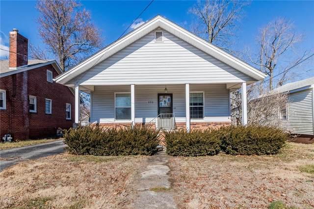 806 W Chestnut Street, MARION, IL 62959 (#21009637) :: Fusion Realty, LLC