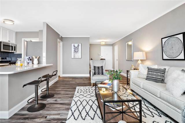 4466 W Pine 22G, St Louis, MO 63108 (#21009639) :: Reconnect Real Estate