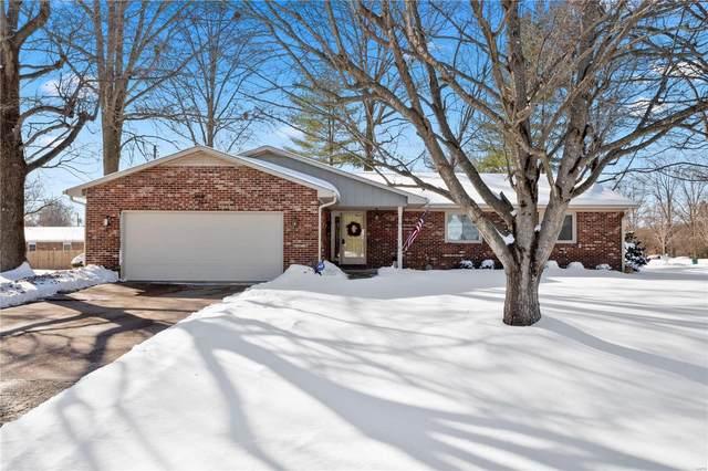 31 Lakeview Drive, Freeburg, IL 62243 (#21009647) :: Parson Realty Group