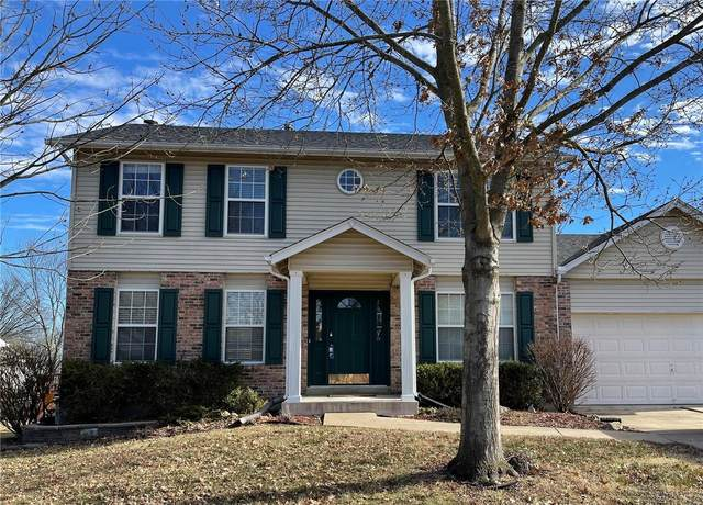 2742 Bromley Drive, O'Fallon, MO 63368 (#21009682) :: St. Louis Finest Homes Realty Group