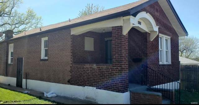 4470 Bessie Avenue, St Louis, MO 63115 (#21009690) :: Parson Realty Group