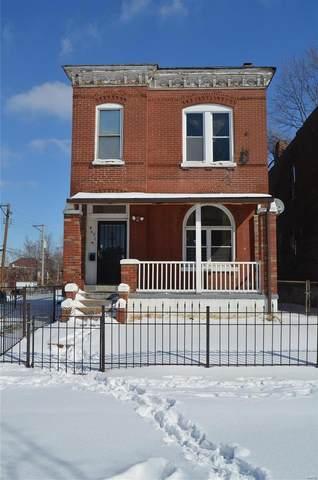 4591 Cote Brilliante Ave., St Louis, MO 63113 (#21009733) :: Reconnect Real Estate