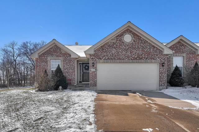 997 Fairway Drive, Union, MO 63084 (#21009749) :: Matt Smith Real Estate Group