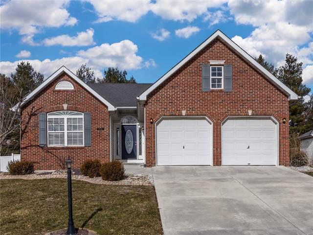 2026 Savannah Trace, Alton, IL 62002 (#21009757) :: Tarrant & Harman Real Estate and Auction Co.