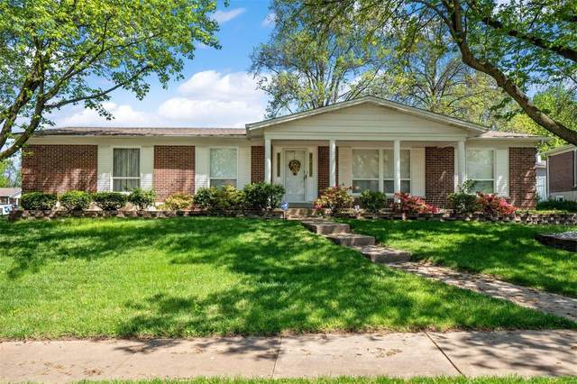 3670 Harmann Estates Drive, Bridgeton, MO 63044 (#21009763) :: Parson Realty Group