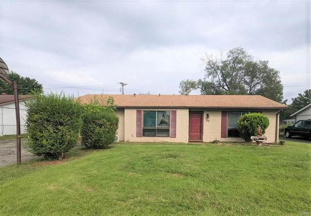 35 Iris Avenue, Granite City, IL 62040 (#21009769) :: Blasingame Group   Keller Williams Marquee
