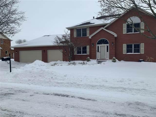 8 Brookshire Lane, Edwardsville, IL 62025 (#21009775) :: Tarrant & Harman Real Estate and Auction Co.