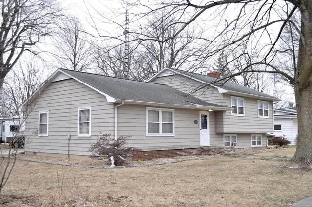 212 S Prairie Street, RAYMOND, IL 62560 (#21009791) :: Fusion Realty, LLC