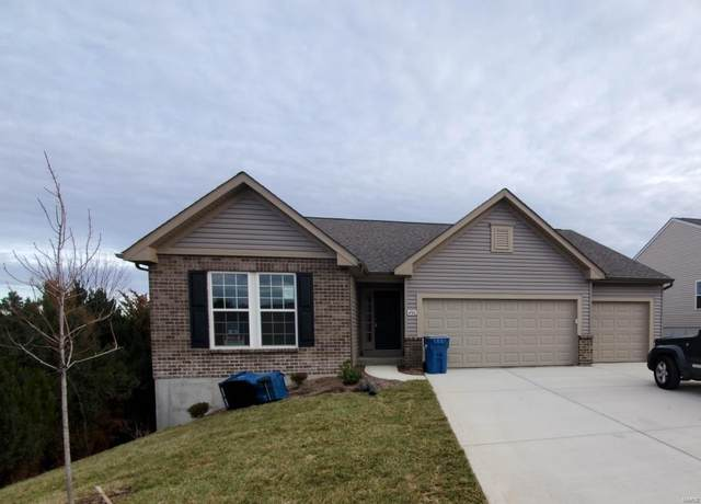 496 Old Friedens Road, Saint Charles, MO 63303 (#21009828) :: Parson Realty Group