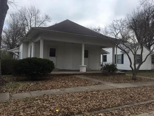 846 Vernon Avenue, Sikeston, MO 63801 (#21009846) :: Clarity Street Realty
