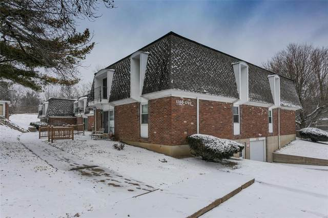 1700 Ramada Boulevard C, Collinsville, IL 62234 (#21009892) :: Tarrant & Harman Real Estate and Auction Co.