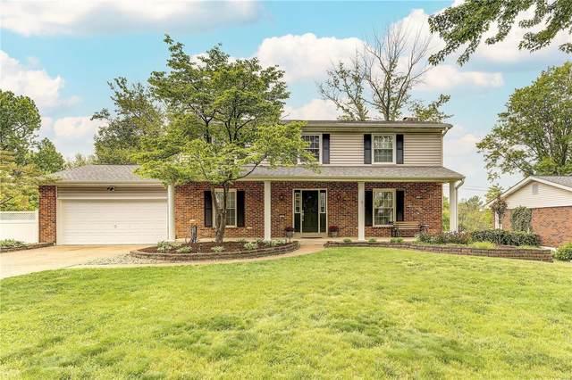 238 Cedar Trail Drive, Ballwin, MO 63011 (#21009893) :: PalmerHouse Properties LLC