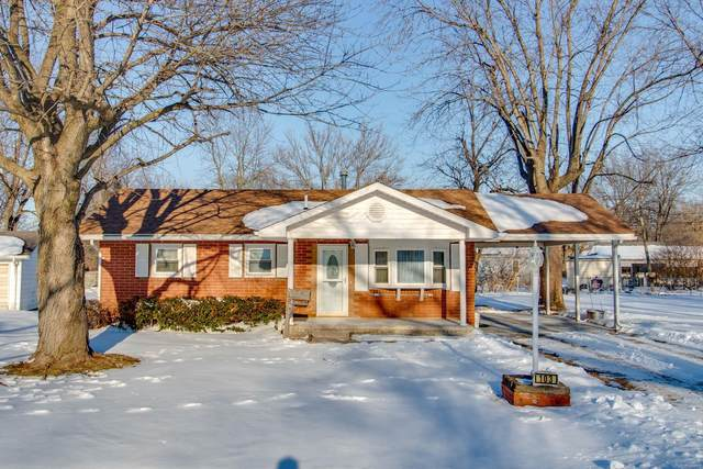 103 Circle Drive, Jerseyville, IL 62052 (#21009995) :: Tarrant & Harman Real Estate and Auction Co.