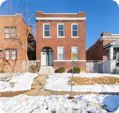 3462 Morganford, St Louis, MO 63116 (#21010006) :: Reconnect Real Estate