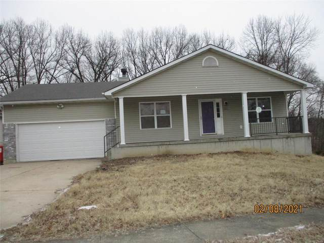 3938 Max Weich Place, Florissant, MO 63033 (#21010028) :: Parson Realty Group