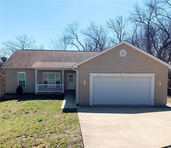 2812 E Springview Drive, Imperial, MO 63052 (#21010049) :: Realty Executives, Fort Leonard Wood LLC