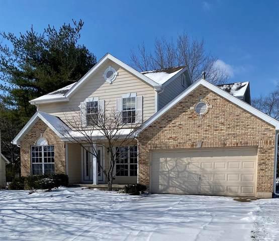 1349 Stone Creek Drive, O'Fallon, IL 62269 (#21010063) :: Fusion Realty, LLC