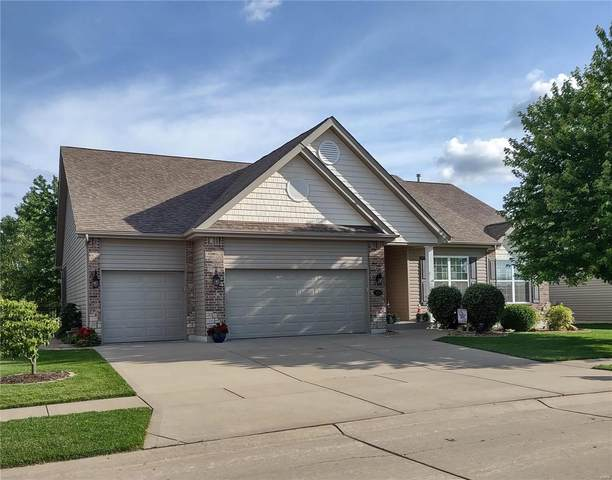304 Pointe Loma, Lake St Louis, MO 63367 (#21010084) :: Clarity Street Realty