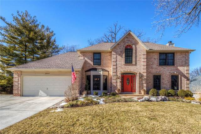 2914 Bayberry Ridge Drive, St Louis, MO 63129 (#21010093) :: Reconnect Real Estate