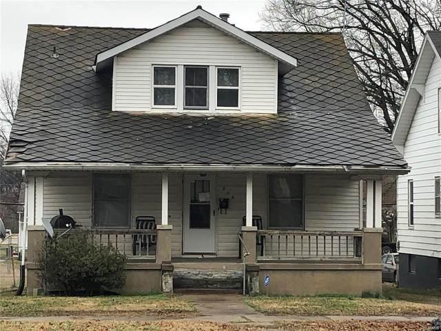 216 S West End Boulevard, Cape Girardeau, MO 63703 (#21010194) :: Jeremy Schneider Real Estate