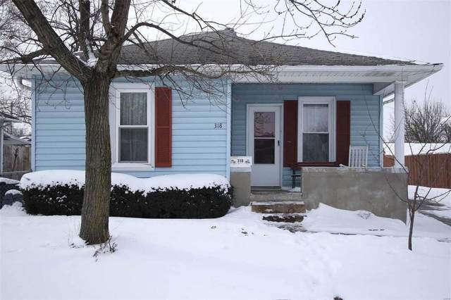 318 N 3rd, Wood River, IL 62095 (#21010199) :: Tarrant & Harman Real Estate and Auction Co.