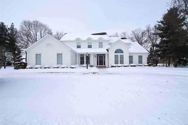 19 Willow Creek Drive, Highland, IL 62249 (#21010205) :: Hartmann Realtors Inc.