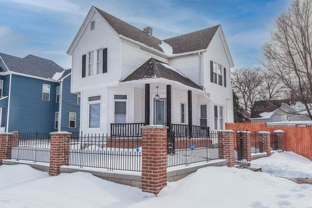 540 Bates, St Louis, MO 63111 (#21010256) :: Reconnect Real Estate