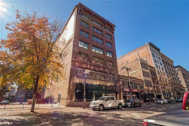 1204 Washington Avenue 5C, St Louis, MO 63103 (#21010306) :: Friend Real Estate