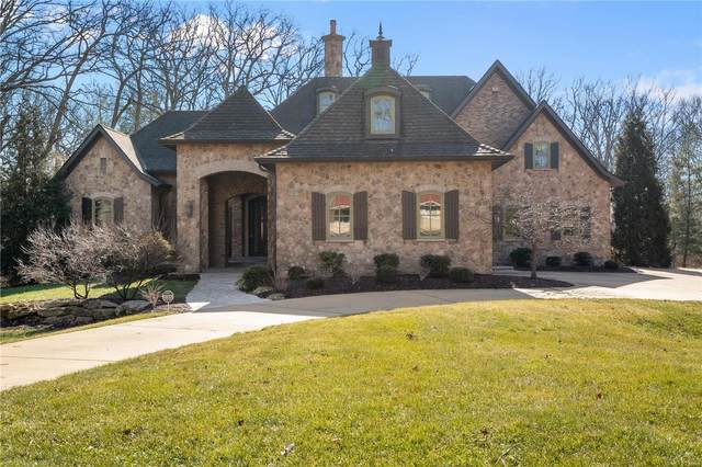 13 Holiday Lane, Frontenac, MO 63131 (#21010347) :: RE/MAX Vision