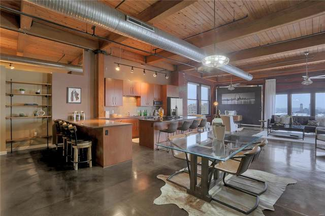 1015 Washington Avenue #707, St Louis, MO 63101 (#21010357) :: Walker Real Estate Team